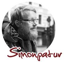 Simon på tur