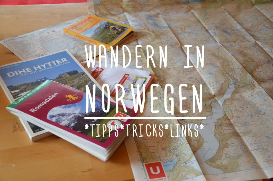 Alles rund ums Wandern in Norwegen