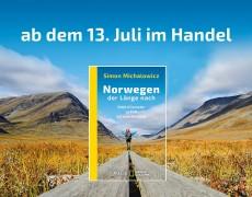 Norwegen der Länge nach – das Buch