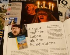 Ein Interview zum Buch im Nordis Magazin