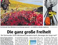 Lesestoff in den Ruhr Nachrichten
