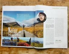 Natur als Teil des Lebens – ein Interview in der Outdoor Welten