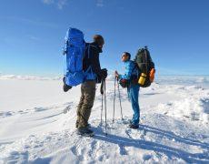 Unterwegs auf Europas größtem Gletscher