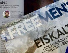 3 Fragen & 3 Antworten in der Free Men's World
