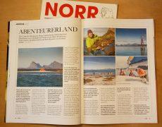 Abenteurerland – ein Interview im NORR – Magazin