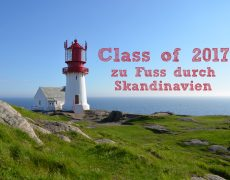 Norwegen der Länge nach – Class of 2017