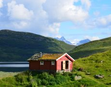 Norwegen 2012 – Teil 2 Breheimen