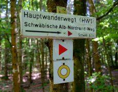 Der HW 1 – unsere erste Etappe von Tuttlingen nach Deilingen