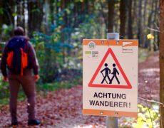 HW 1 – die zweite Etappe von Albstadt-Laufen nach Jungingen