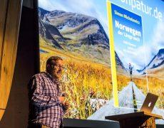 Norwegen der Länge nach bei den Discovery Days