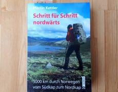 11 Fragen – Mit Martin Kettler Schritt für Schritt 3000 Kilometer nordwärts durch Norwegen