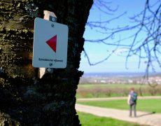 HW1 – die vierte Etappe von Bad Urach nach Owen