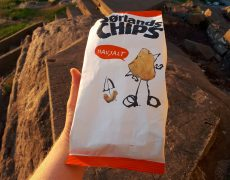 Die Chipstester: Sørlands Chips – Havsalt