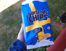 Die Chipstester: Sørlands Chips – Dill & Gressløk