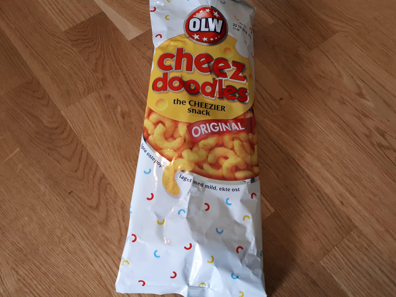 Die Chipstester: OLW – Cheese Doodles Original