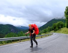 On the road again – von Dalen nach Rjukan