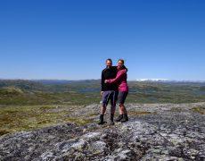 Die Weite zwischen Gaustatoppen und Hardangerjøkulen – die sommerliche Hardangervidda