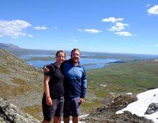 Durchs wilde Skarvheimen – das Dach der Norge på langs Tour