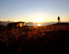 Von Sulitjelma nach Katterjokk – Høstglede auf dem Nordkalottleden