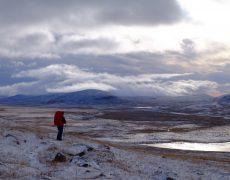 Winter oh Winter – Ausgebremst auf dem Weg von Katterjokk nach Alta