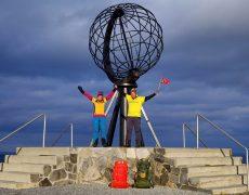 Das Ziel in Sichtweite – von Honningsvåg ans Nordkapp!