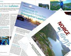 Neuer Lesestoff im Nordis – und raus! Magazin