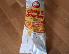 Die Chipstester: OLW – Cheese Doodles Original